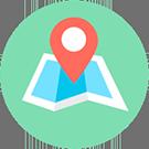 Función de búsquedas por geolocalización